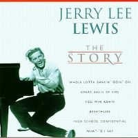 Cover Jerry Lee Lewis - The Story