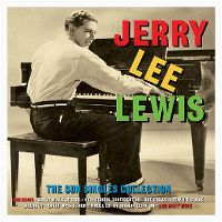Cover Jerry Lee Lewis - The Sun Singles Collection