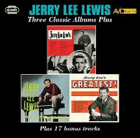 Cover Jerry Lee Lewis - Three Classic Albums Plus