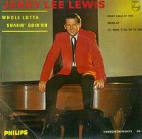 Cover Jerry Lee Lewis - Whole Lotta Shakin' Goin' On