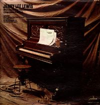 Cover Jerry Lee Lewis - Who's Gonna Play This Old Piano... (Think About It Darlin')