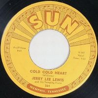 Cover Jerry Lee Lewis And His Pumping Piano - Cold Cold Heart