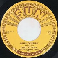 Cover Jerry Lee Lewis And His Pumping Piano - Little Queenie