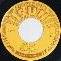 Cover Jerry Lee Lewis And His Pumping Piano - Money