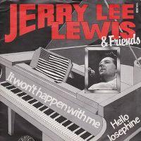 Cover Jerry Lee Lewis & Friends - It Won't Happen