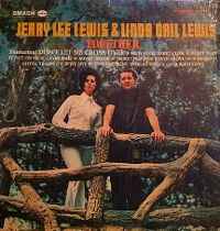Cover Jerry Lee Lewis & Linda Gail Lewis - Together