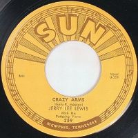 Cover Jerry Lee Lewis With His Pumping Piano - Crazy Arms