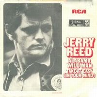 Cover Jerry Reed - Alabama Wild Man