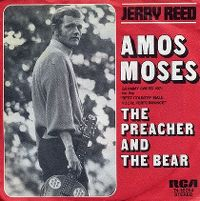 Cover Jerry Reed - Amos Moses