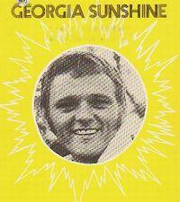 Cover Jerry Reed - Georgia Sunshine