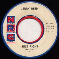 Cover Jerry Reed - Just Right