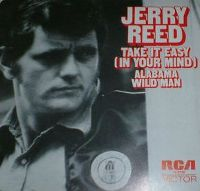 Cover Jerry Reed - Take It Easy