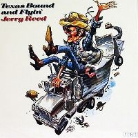 Cover Jerry Reed - Texas Bound And Flyin'