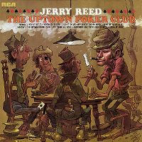 Cover Jerry Reed - The Uptown Poker Club