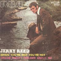 Cover Jerry Reed - When You're Hot, You're Hot