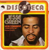 Cover Jesse Green - Come With Me