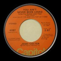 Cover Jessi Colter - You Ain't Never Been Loved (Like I'm Gonna Love You)