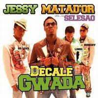 Cover Jessy Matador - Décalé gwada