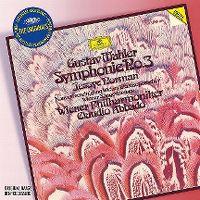 Cover Jessye Norman / Wiener Philharmoniker / Claudio Abbado - Gustav Mahler: Symphonie No. 3