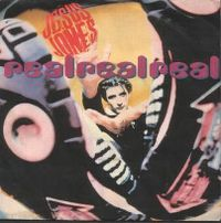 Cover Jesus Jones - Real Real Real