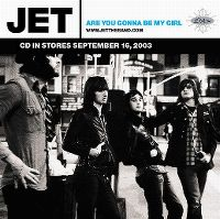 Cover Jet - Are You Gonna Be My Girl