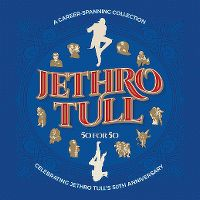 Cover Jethro Tull - 50 For 50