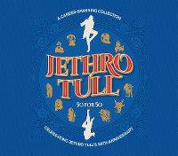 Cover Jethro Tull - 50 For 50
