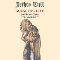 Cover Jethro Tull - Aqualung Live