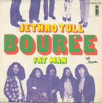 Cover Jethro Tull - Bourée
