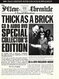 Cover Jethro Tull - Thick As A Brick