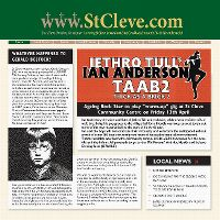 Cover Jethro Tull's Ian Anderson - TAAB2 - Thick As A Brick 2