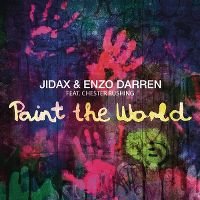 Cover Jidax & Enzo Darren feat. Chester Rushing - Paint The World