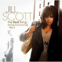 Cover Jill Scott - The Real Thing - Words And Sounds Vol. 3