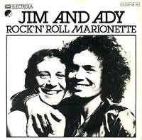 Cover Jim And Ady - Rock'N'Roll Marionette