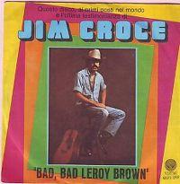 Cover Jim Croce - Bad, Bad Leroy Brown