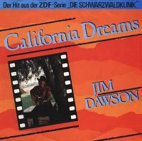 Cover Jim Dawson - California Dreams