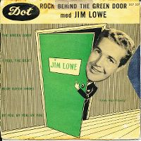 Cover Jim Lowe With The High Fives - The Green Door