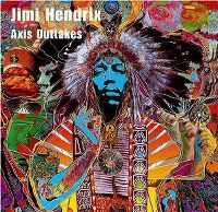 Cover Jimi Hendrix - Axis Outtakes