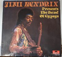 Cover Jimi Hendrix - Band Of Gypsys