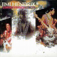 Cover Jimi Hendrix - Cornerstones 1967-1970