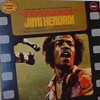 Cover Jimi Hendrix - Experience