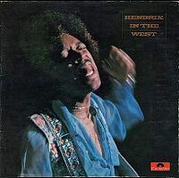 Cover Jimi Hendrix - Hendrix In The West