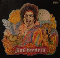 Cover Jimi Hendrix - In The Beginning