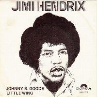 Cover Jimi Hendrix - Johnny B. Goode
