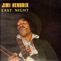 Cover Jimi Hendrix - Last Night