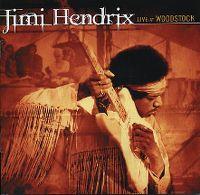 Cover Jimi Hendrix - Live At Woodstock