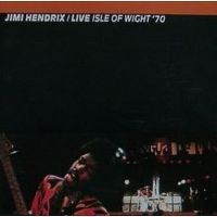 Cover Jimi Hendrix - Live Isle Of Wight '70