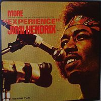Cover Jimi Hendrix - More Experience