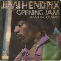Cover Jimi Hendrix - Opening Jam (The Sunshine Of Your Love)