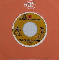 Cover Jimi Hendrix - Star Spangled Banner